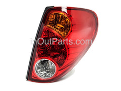 fits Mitsubishi L200 2005 - 2014 Rear Lamps Tail Lights RIGHT, Side Passenger - Inout Parts