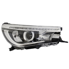 Headlight Right fits TOYOTA HILUX REVO 2015 2016 2017 Headlamp Right LED