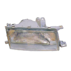 Headlight Right fits TOYOTA TERCEL / CORSA 1990 1991 1992 1993 1994 4 Doors Headlamp Right