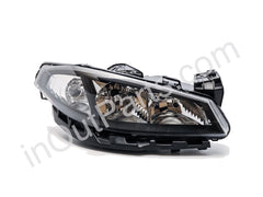 Headlight Right for RENAULT LAGUNA 2 (II) 2005 2006 2007 Headlamp Passenger Side - for leveling