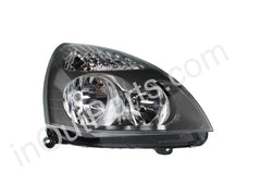 Headlight Right for RENAULT CLIO / SYMBOL 2001 2002 2003 2004 2005 Passenger Side