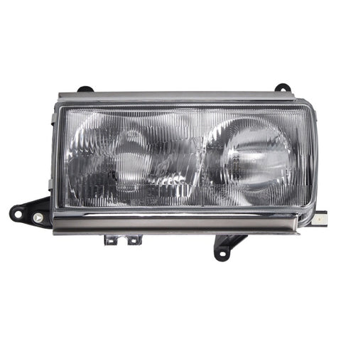 Headlight Right for TOYOTA LAND CRUISER 80 1995 1996 1997 1998 Headlamp Passenger Side