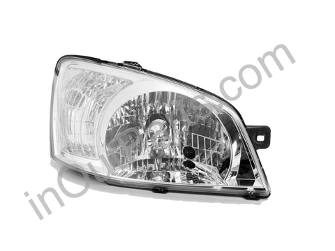 Headlight Right for Hyundai Getz 2002 2003 2004 2005 Passenger Side