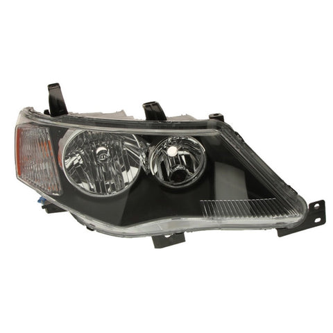 Headlight Right for MITSUBISHI OUTLANDER XL 2006 2007 2008 2009 2010 Halogen Headlamp Passenger Side