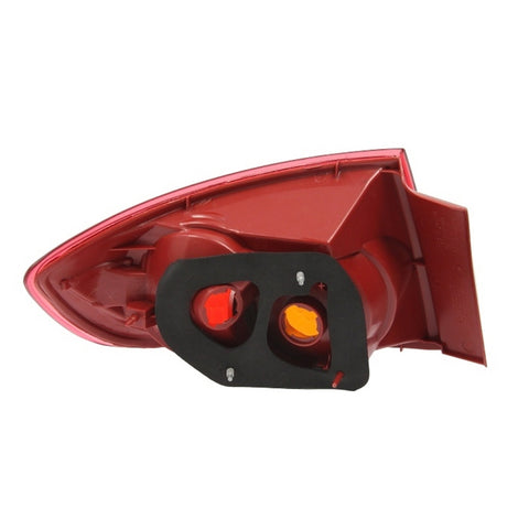 Tail Light Left fits MAZDA 3 / AXELA 2003 2004 2005 2006 4Doors RED Rear Lamp Sedan Only