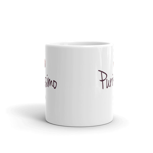 Purissimo Logo Mug made in the USA
