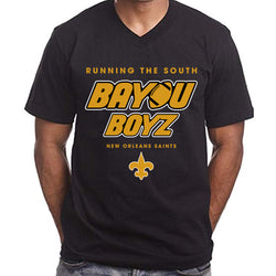 Bayou Boyz Custom Saints Tee