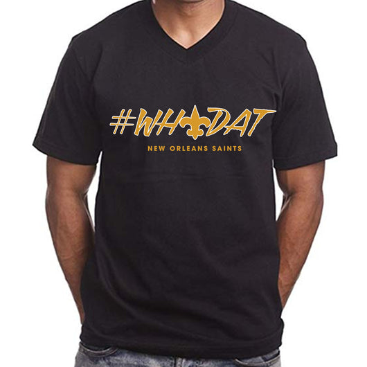 Who Dat T-Shirt