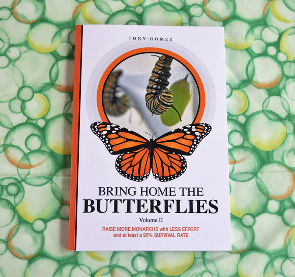 Monarch Butterfly Books Collection