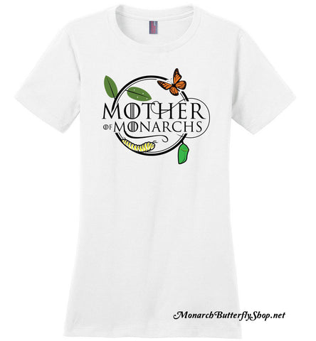 Butterflies are Free Giveaway: Mother of Monarchs Raising Butterflies T-shirt