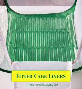 Poo Poo Platter 2- Fitted cage liner for easy cage cleaning + portability