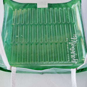 Use our fitted cage liner to make caterpillar cage cleaning easier in baby cube and tall baby cages