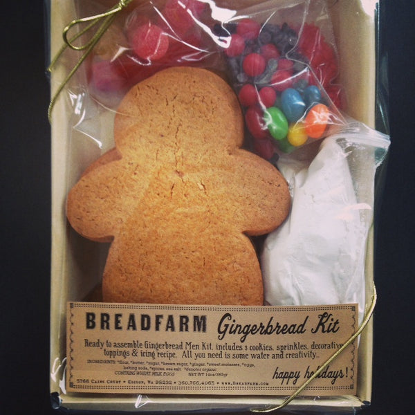 Gingerbread Kits, just add creativity!