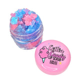 Rainbow Cotton Candy Lip Scrub