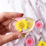 Flower Power Silicone Makeup Sponge