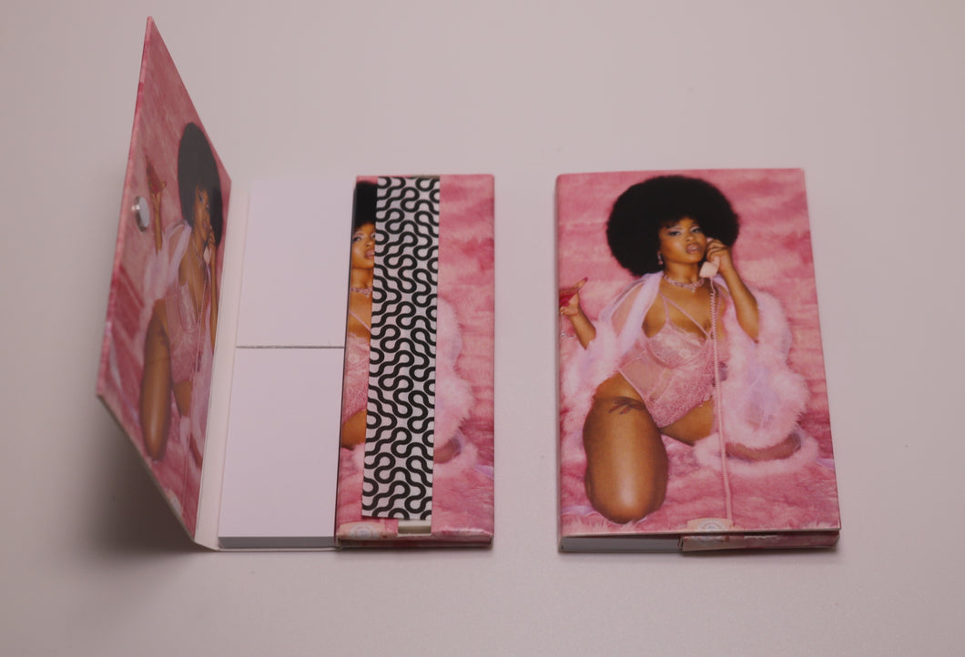 Pink Novelty Blotting Papers