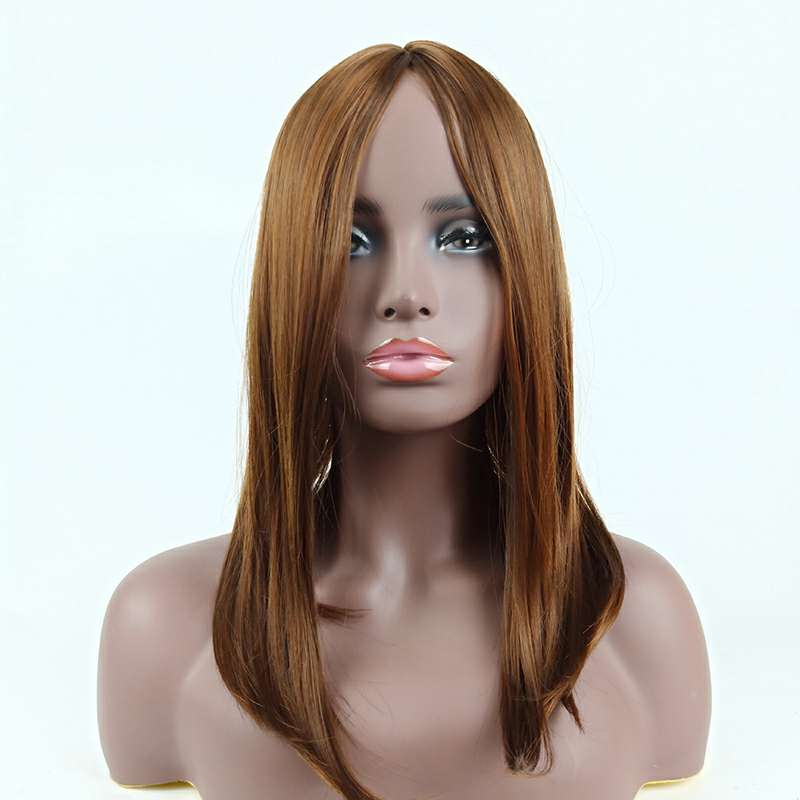 synthetic Hot short straight hair wig p6137