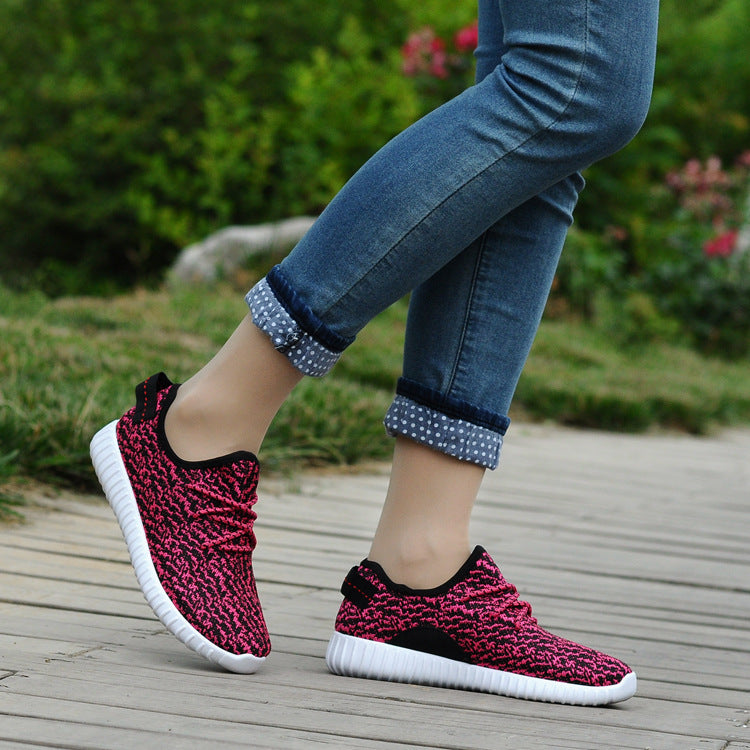 Women's shoes, coconut shoes, casual breathable flat-soled sneakers p4128Buy mate
