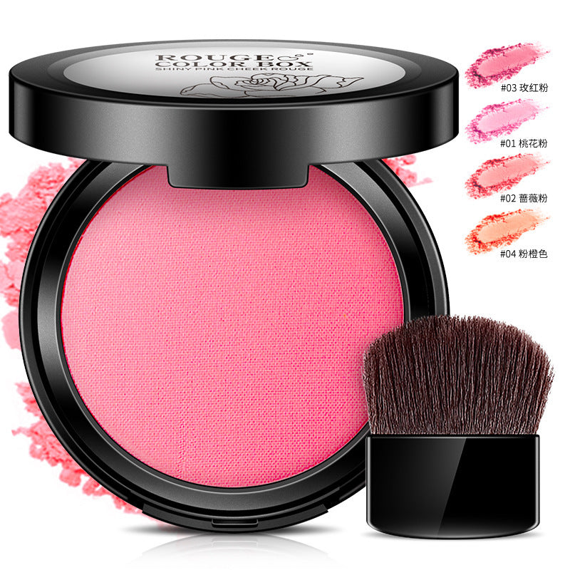 Naked make-up and long-lasting natural bright rouge blush brighten skin color air cushion p6018Buy mate