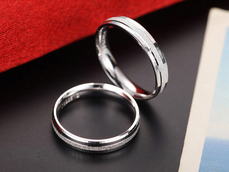 R4352S -  TWLLE Jewelry-- Affordable Brand for Sterling Silver Jewelry - Affordable Sterling Silver Wedding Engagement Ring in Nigeria
