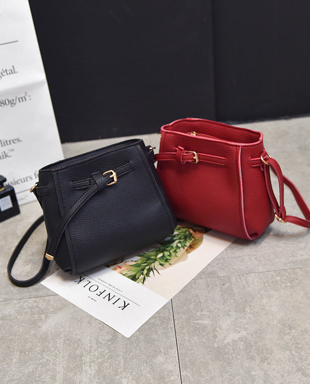 Four-piece mother-and-child bag set new  tassels one-shoulder bag inclined handset pocket pocket bag p5047