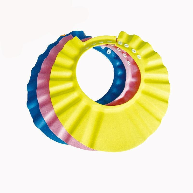 adjustable shampoo cap for children, mother and baby products