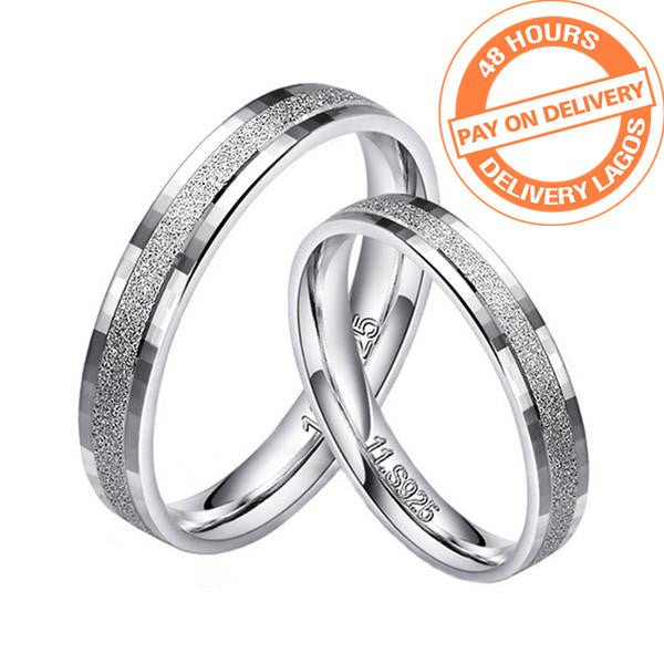 5ea4be670ee59 Affordable sterling silver men ring male band in Nigeria