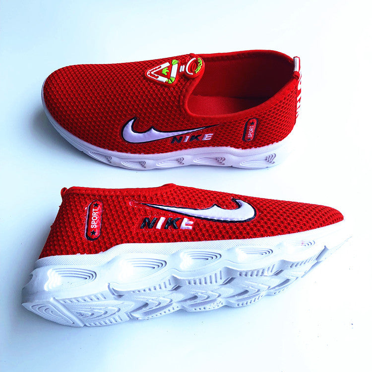 Autumn new children's shoes children's sneakers fly woven children's shoes casual shoes net shoes running shoes p5126Buy mate