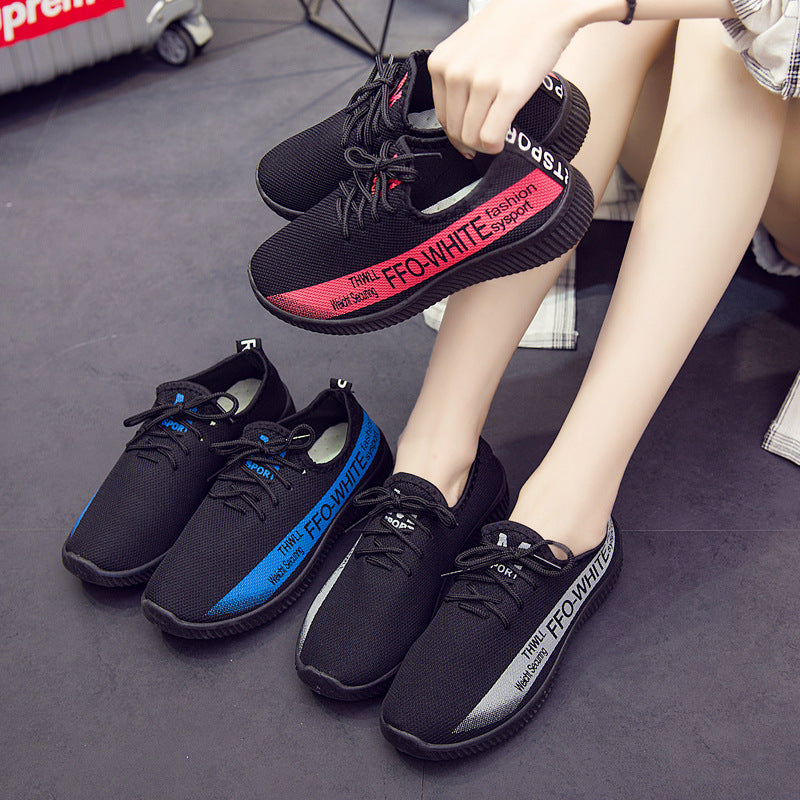 Women's Shoes, Leisure Shoes, Autumn Net Shoes, Breathable Net Shoes, Leisure Shoes p4105Buy mate
