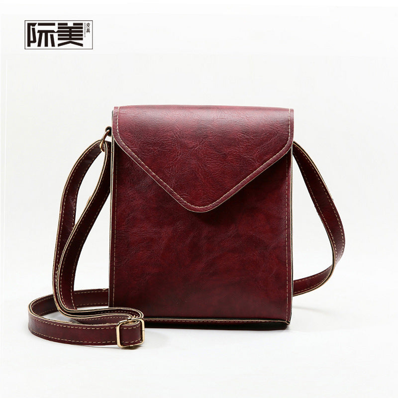 ba8148c053a2 The new female bag large capacity pu xiao fang han edition one shoulder bag  fashion p5067