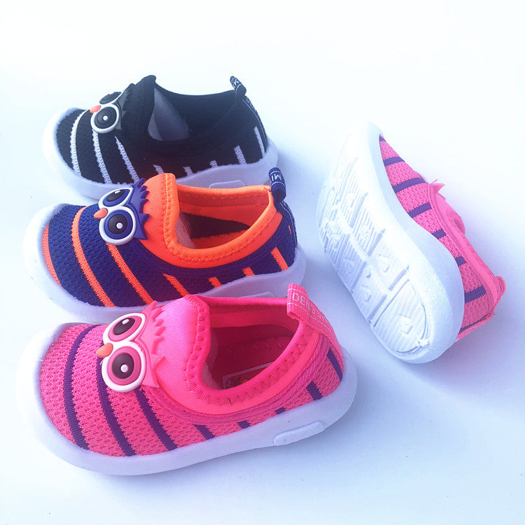 Autumn New Kids'Sports Shoes for Boys and Girls, Baby Shoes for Boys and Girls, Korean Kids, Soft sole Single Shoes p5129Buy mate