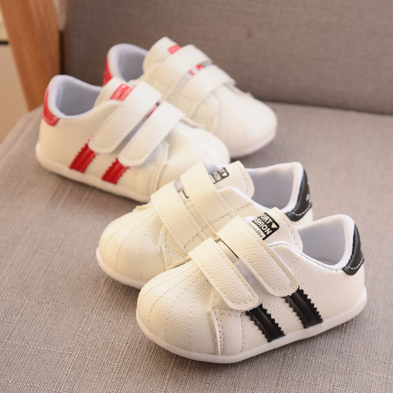 Baby Shoes 0-2 Years Old Korean Version Walking Shoes Quickly Selling Male and Female Baby Shoes p5127Buy mate