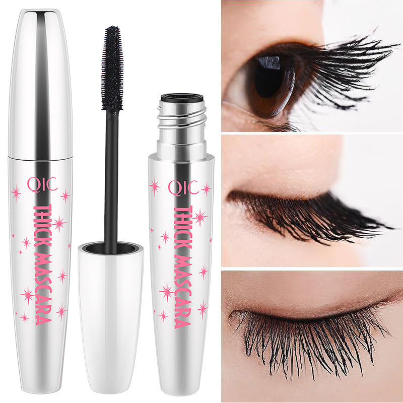 4D Mascara Thick Makeup Curl Novice primer Slender not easy to take off makeup P6004Buy mate