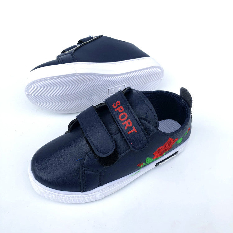 Children's Magic Sticker Casual Waterproof Shoes in Children's Single Shoes p5122Buy mate