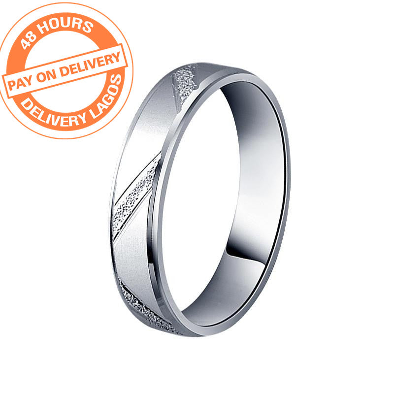 925 sterling silver couple ring men and women finger design promise for lovers love band wedding engagement jewelry R4343SBuy mate