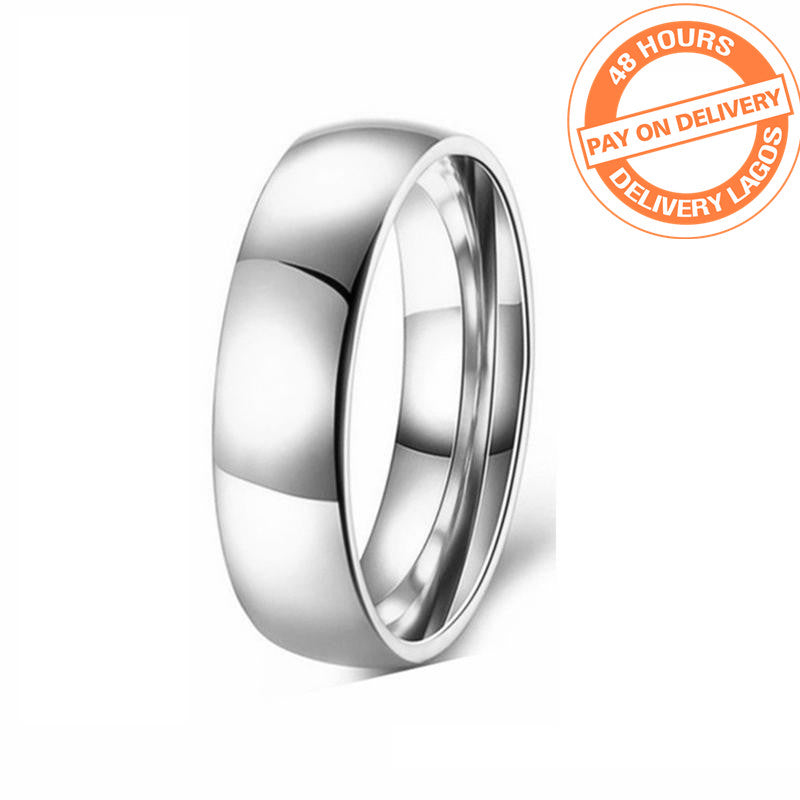 titanium couple ring men and women silver jewelry engagement wedding set jewelry design R4873Buy mate