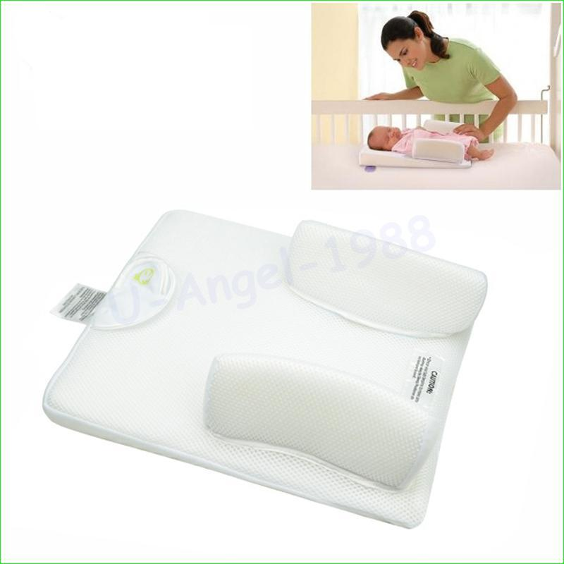 Comfortable Baby Sleeping Pad Pillow Baby Bed Shaping Pillow