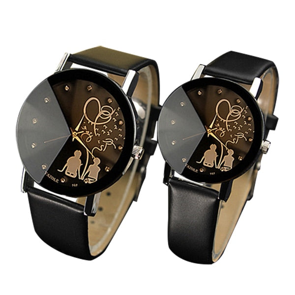 Lovers Quartz Watch Women Men Brand Famous Wrist Watch Female Male Clock Ladies Watches p3495Default TitleBuy mate