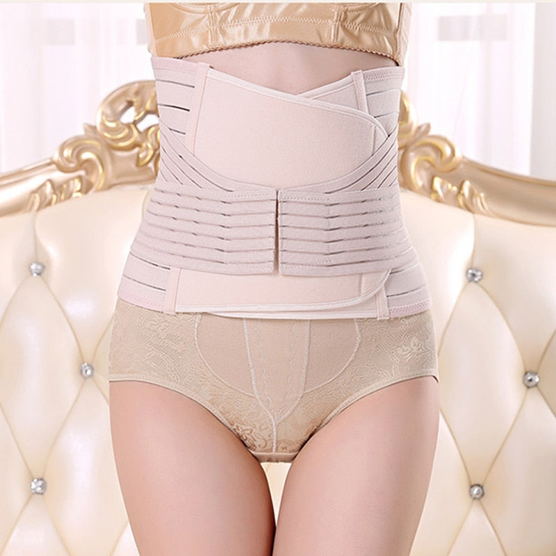 Women Postpartum Belly Band After Pregnancy Belt Belly Belt Maternity Postpartum p2609Buy mate