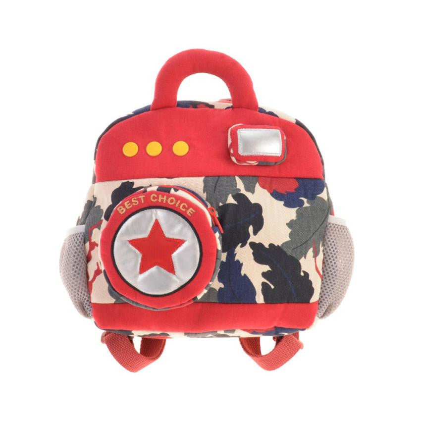 Kindergarten Backpack Bags Children's School Bags Backpack Camera Bag Child p2643