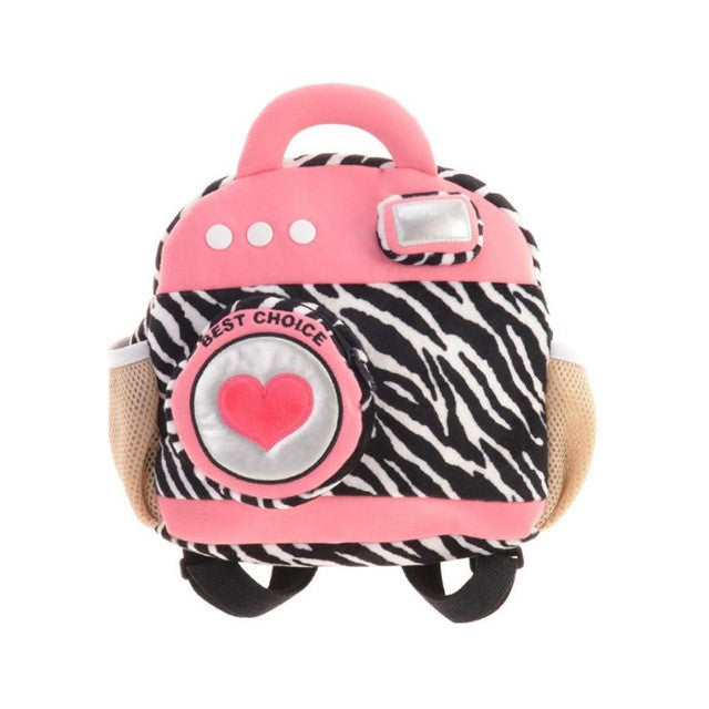 Kindergarten Backpack Bags Children's School Bags Backpack Camera Bag Child p2643BlackBuy mate