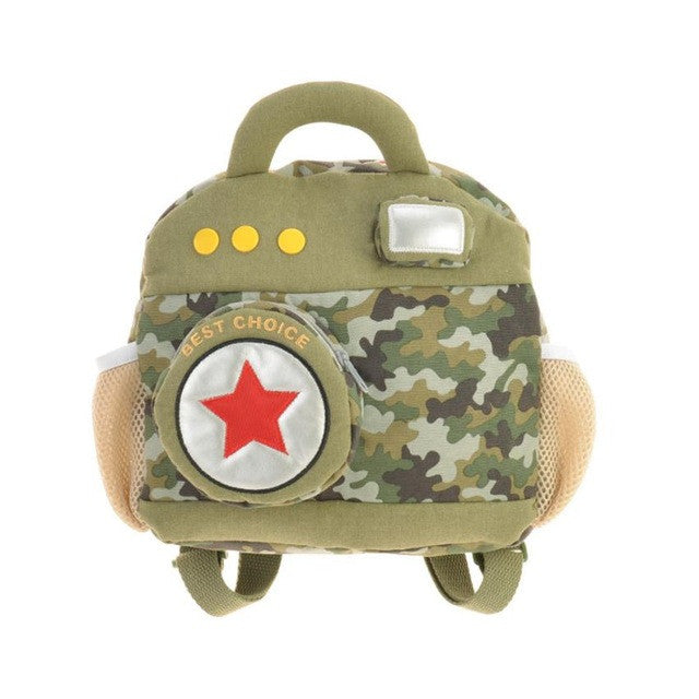 Kindergarten Backpack Bags Children's School Bags Backpack Camera Bag Child p2643Sky BlueBuy mate