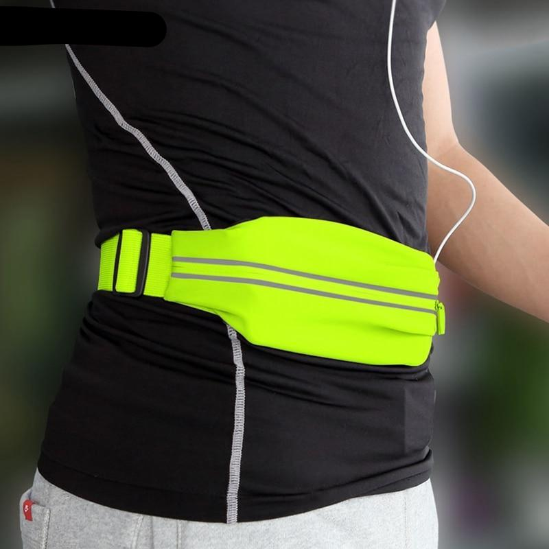 Waterproof Sports Waist Bag for running fitness cycling, Univer