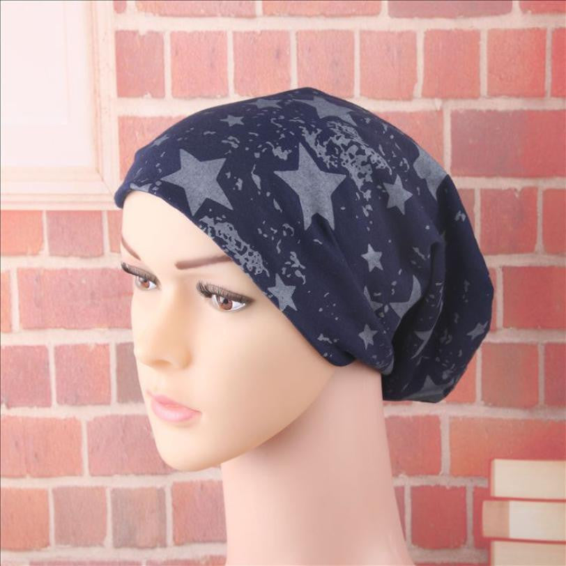 Unisex Beanie Man Or Women Star Baotou Hip-hop Hat Month Of Cap Cotton Warm Winter Hat balaclava p3794