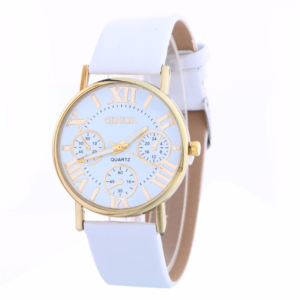 Casual Fashion Ladies WristWatch For Women Vintage Watches vrouwen horloges montre femme P3369Buy mate