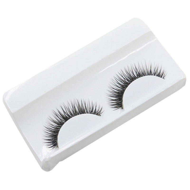 Dense A Pair False Eyelashes