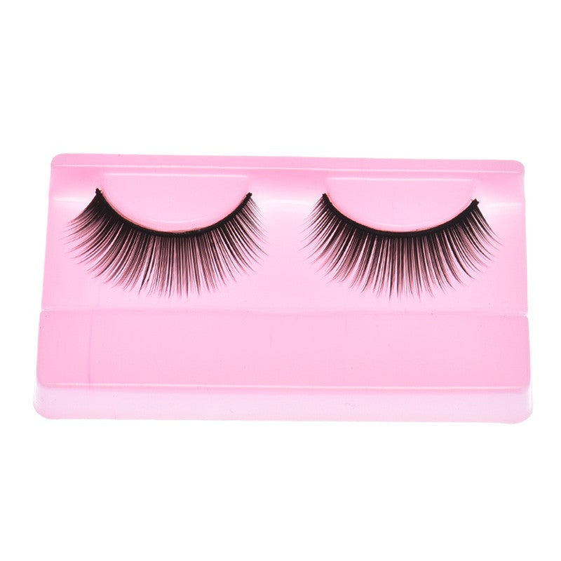 Natural Beauty  Dense A Pair False Eyelashes p3068