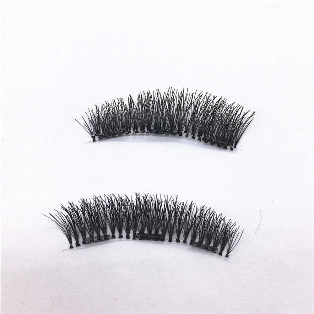 Classic 3D Magnetic False Eyelashes Extension Tools Natural Makeup p3309Buy mate