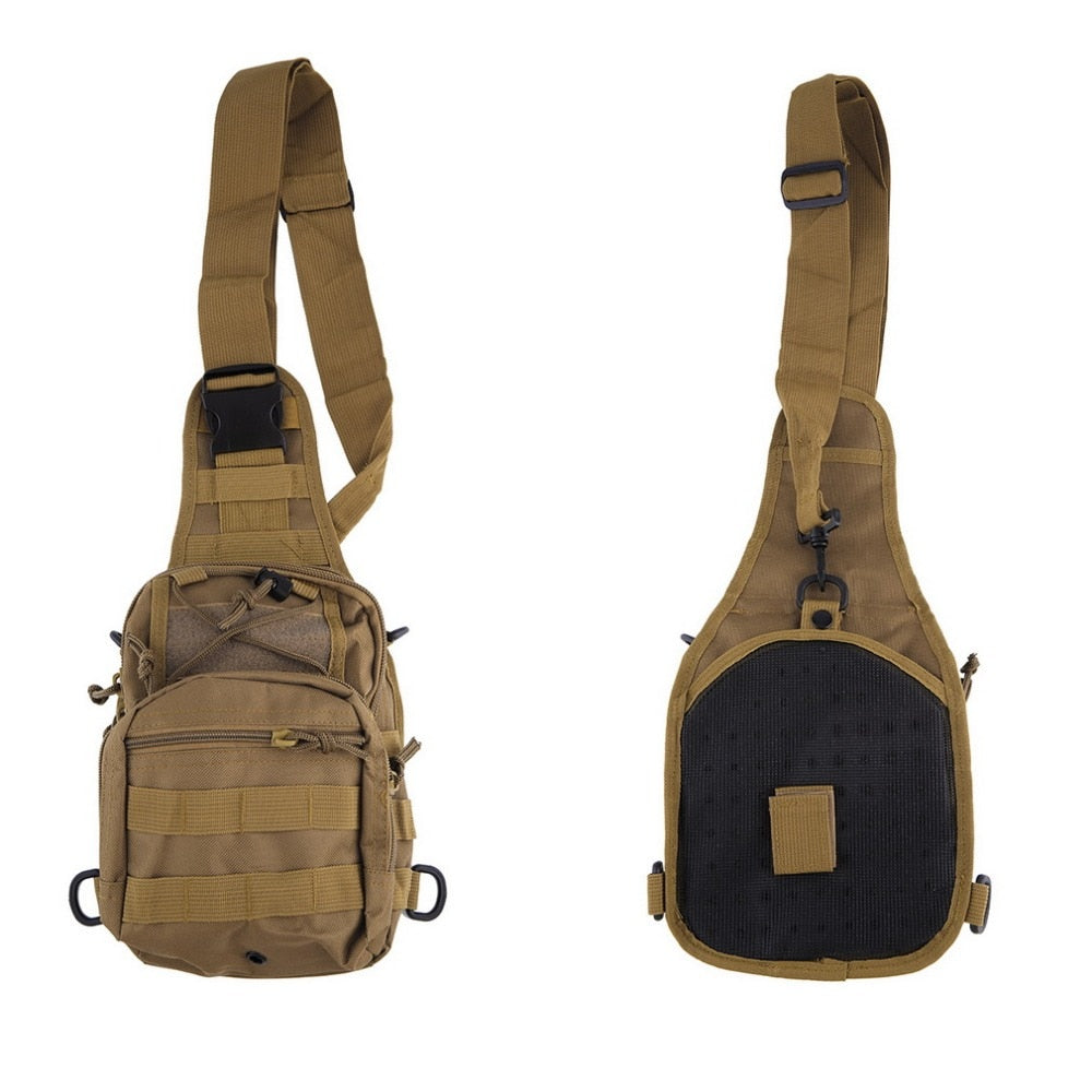 Durable Outdoor Shoulder Military Tactical Backpack Oxford Camping Travel Hiking p2721Buy mate