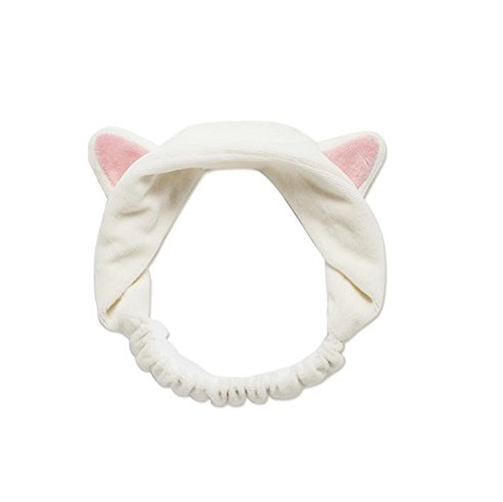 Cute Harajuku Hairband Band Hair Cat Ears Head Lovely Etti Hair Band